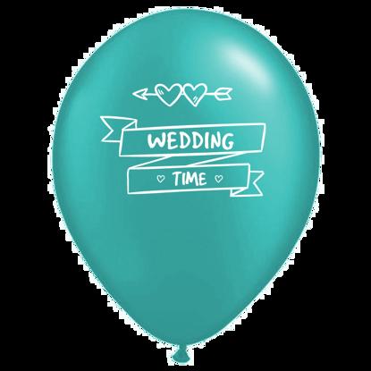 Bild von Motivballon Wedding