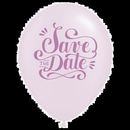 Bild von Motivballon Datum 3