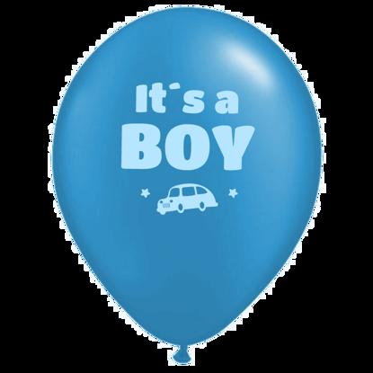 Bild von Motivballon Auto