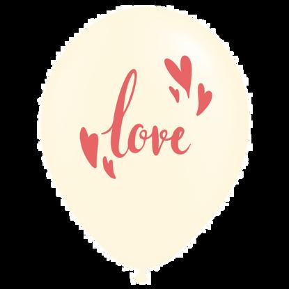 Bild von Motivballon 1 Love