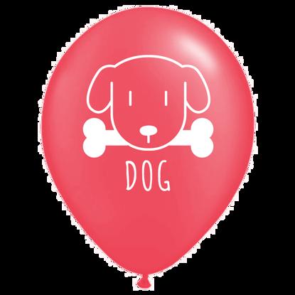 Bild von Motivballon Hund