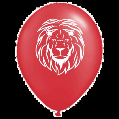 Bild von Motivballon Löwe