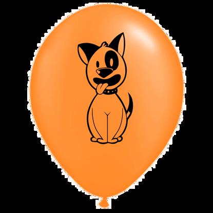Bild von Motivballon Dog